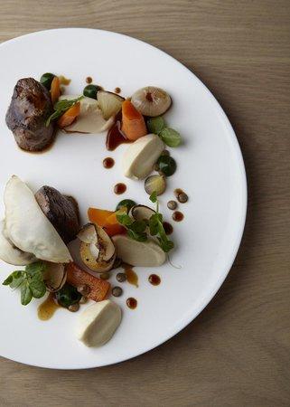 Cavalli Restaurant: Chef Henrico Grobbelaar's 'Art on a plate'