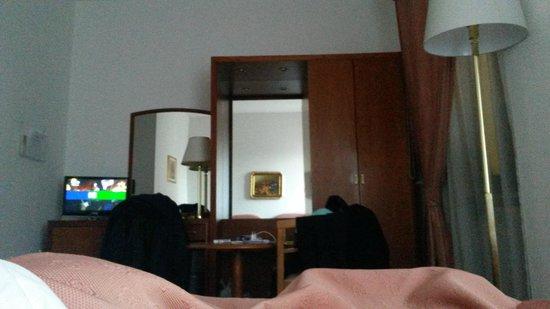 San Lino: camera matrimoniale