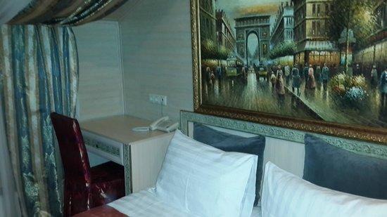 Hotel Gallery: Нелохое оформление