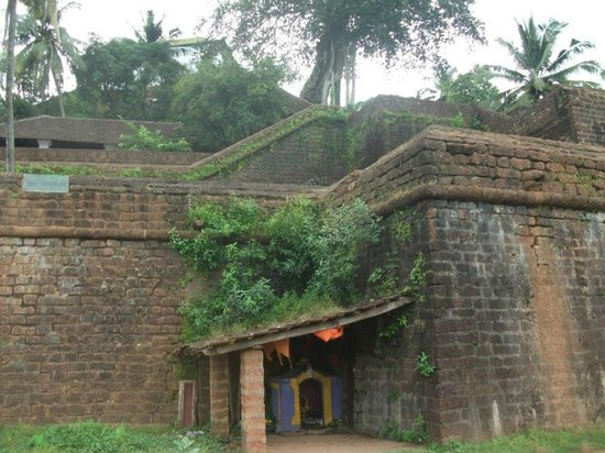 Reis Magos Fort: Amazing view of Fort
