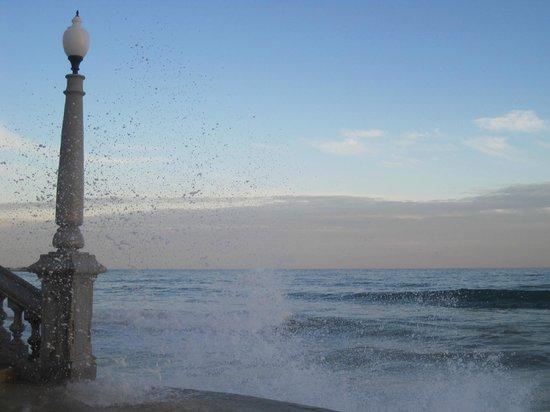Hotel Subur Maritim : Sant Bartomeu i Santa Tecla steps