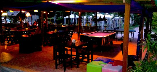 The Beach Village Backpackers: Restaurant