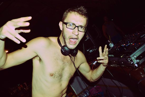 The Beach Village Backpackers: Our Resident DJ