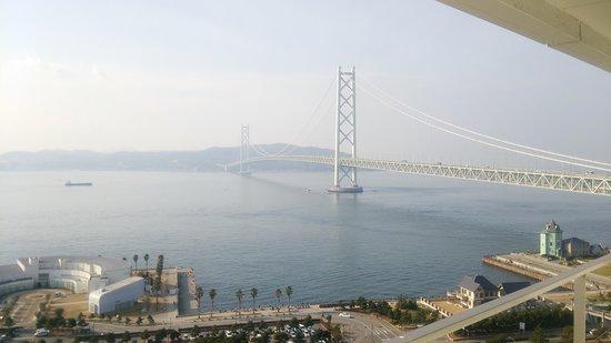 Maiko Villa Kobe: 部屋からの景色