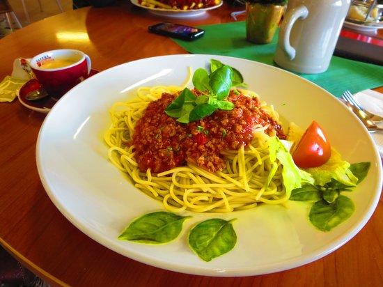 Salzwelten Hallein: Yummy Spaghetti