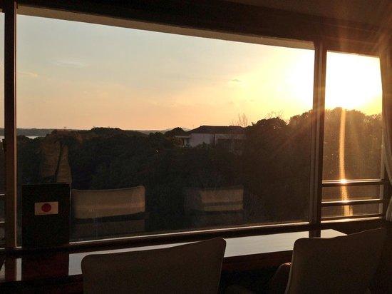 Kashikojima Speak: 部屋からの眺め