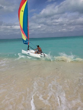 Treasure Cay Beach, Marina & Golf Resort: hobbie