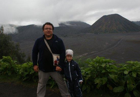 Lava View Lodge: Мы были здесь.