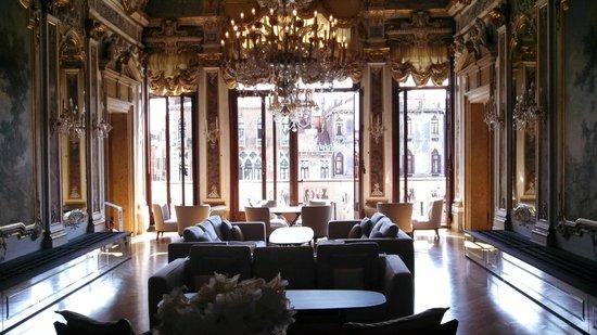 Aman Canal Grande Venice Resort : Main Salon