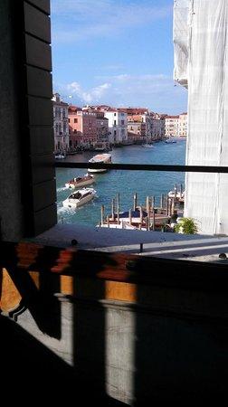 Aman Canal Grande Venice Resort : Breakfast view