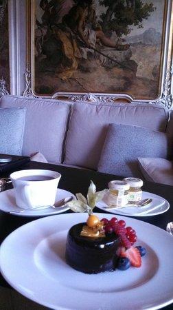 Aman Canal Grande Venice Resort : Afternoon tea