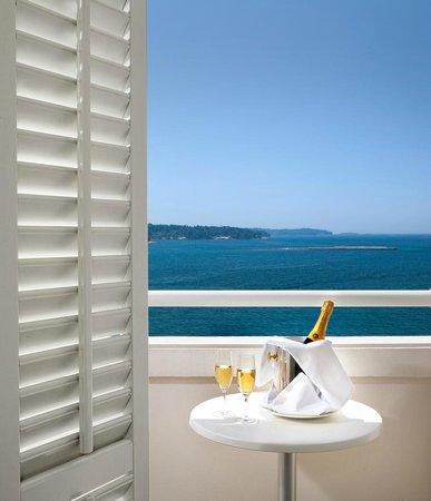 Valamar Riviera Hotel & Residence : Valamar Riviera Hotel Room View