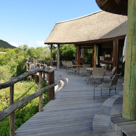 Kwandwe Great Fish River Lodge: Great Fish River Lodge