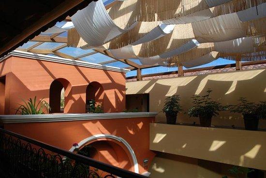 Casa del Alma Hotel Boutique & Spa : Luftige Aussicht 1