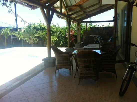 Orchid Villas Mauritius : outdoor
