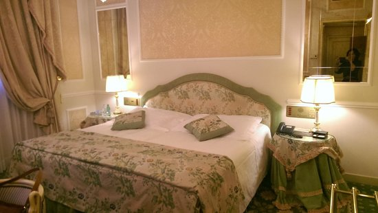 "Grand Hotel Majestic ""Già Baglioni"" : Номер"