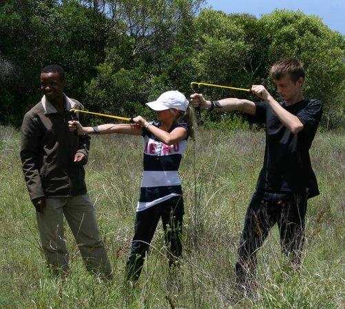 Kariega Game Reserve - All Lodges: Slingshot