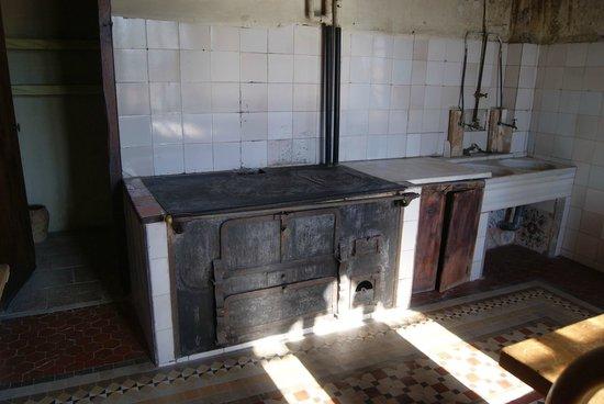 Castillo de Benisano: Cocina