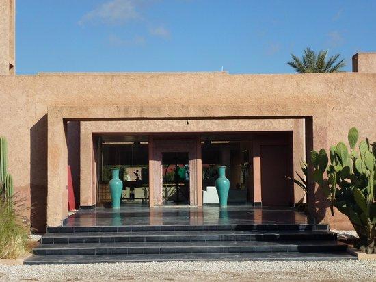 Hôtel Dar Sabra Marrakech : Entrée de l'hôtel Dar Sabra