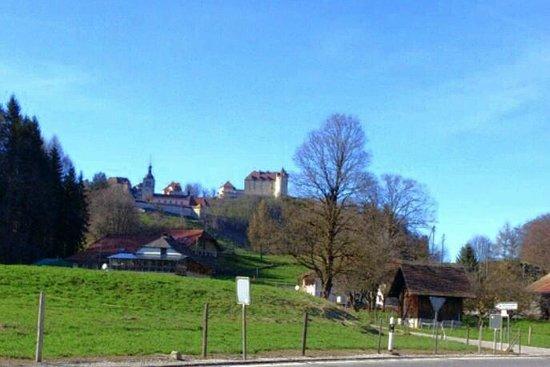 Castillo de Gruyères: Gruyeres - Castle of Gruyeres