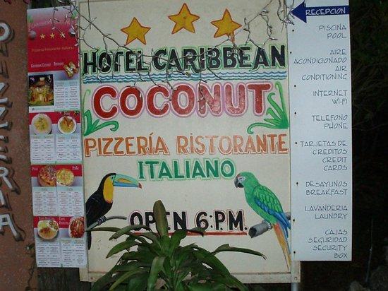 Hotel Caribbean Coconut: fantastico