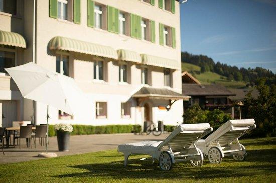Sonnegg Hotel Garni : Frontansicht
