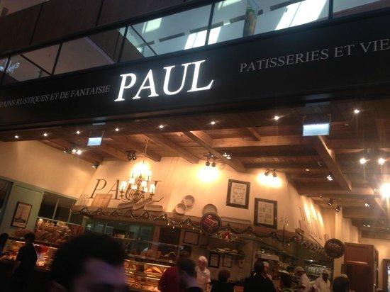 The Dubai Mall : مطعم باول