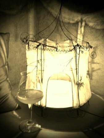 Casa Baladin : lampada circo
