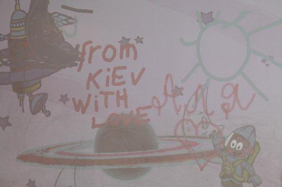Crayola Experience : Из Киева с любовью