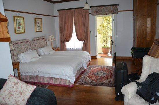 Eendracht Hotel: Zimmer 11