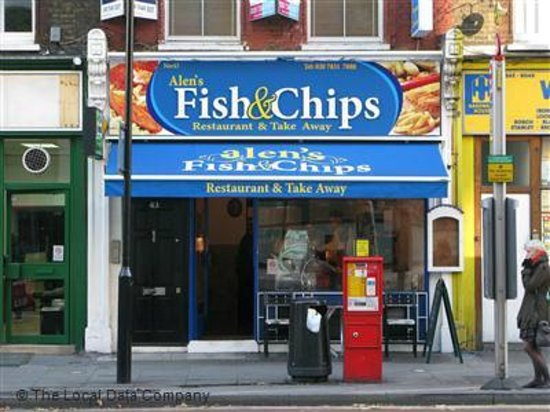Good Fish And Chips Restaurant London