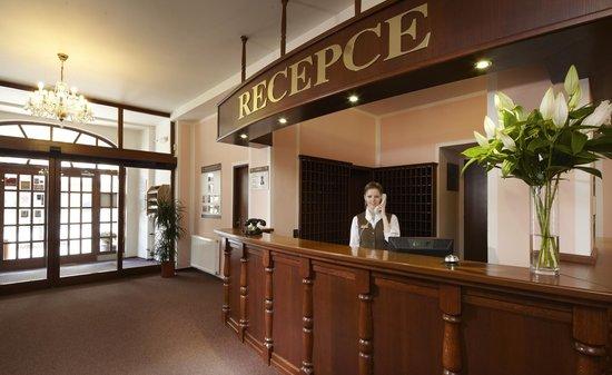 Goethe Spa & Kur Hotel: reception