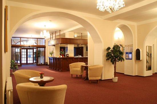 Goethe Spa & Kur Hotel: foyer