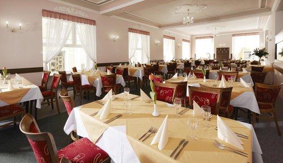 Goethe Spa & Kur Hotel: dining room