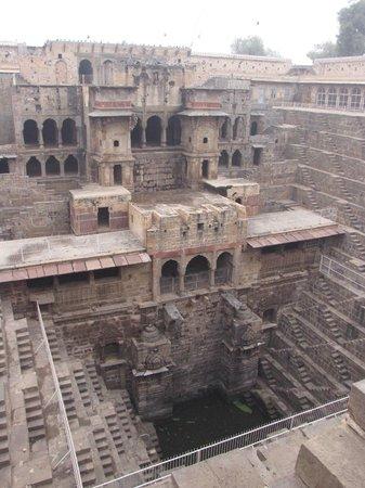 Chand Baori: Palace