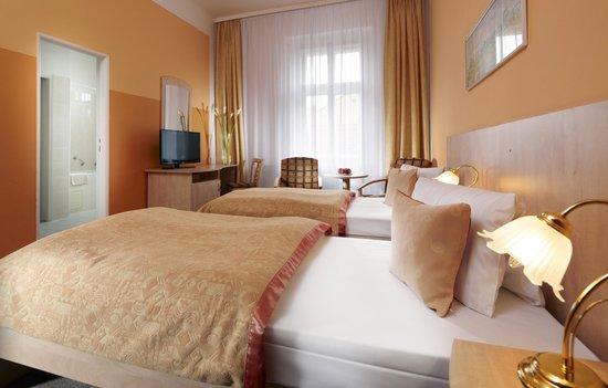 Goethe Spa & Kur Hotel: Economy Plus double room