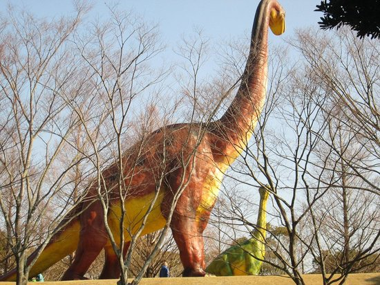 Toyohashi General Botanical Garden, Non Hoi Park: 自然科学博物館もあります