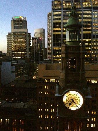 The Westin Sydney: Vue de la chambre