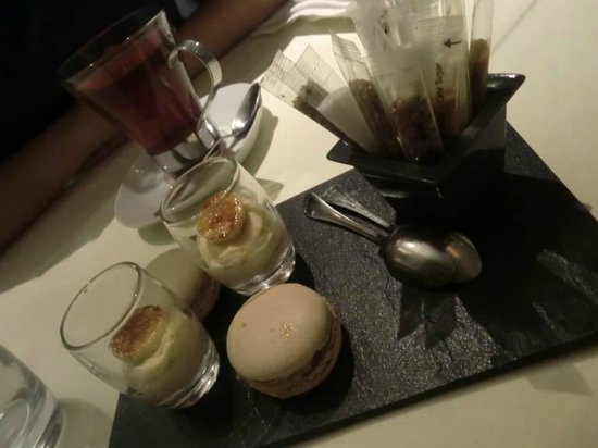 Restaurant Kasbur : thé