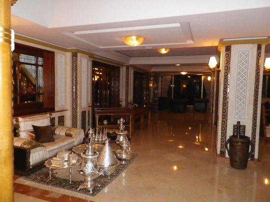 Sofitel Fes Palais Jamai: un des salons