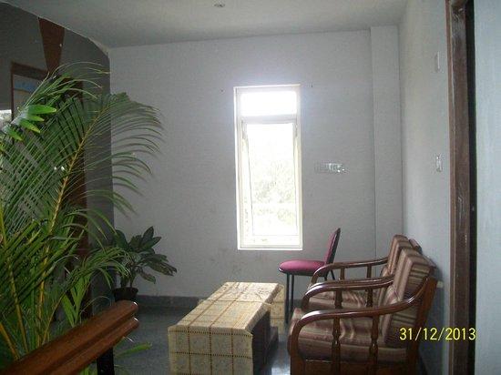 The Kormangala Residency : Lobby on 3rd floor