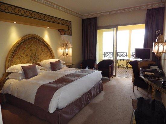 Sofitel Fes Palais Jamai: la chambre