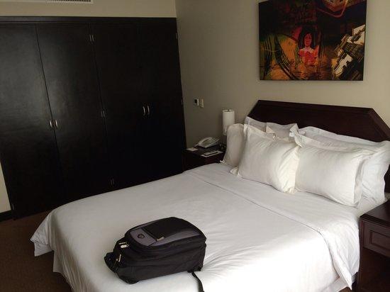 Radisson Hotel Decapolis Miraflores: Quarto