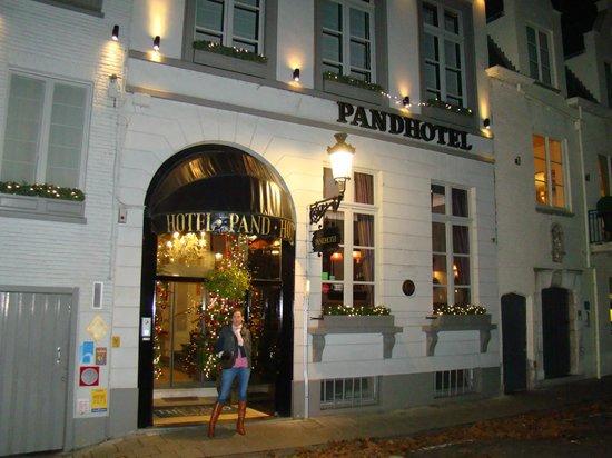 Pand Hotel Small Luxury Hotel : Pand Hotel