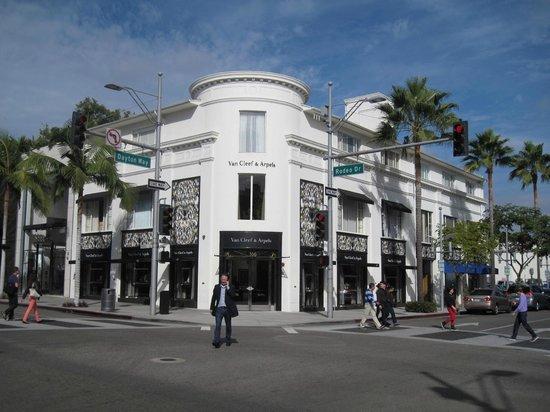 Hotel Shangri-La Santa Monica: Вид отеля
