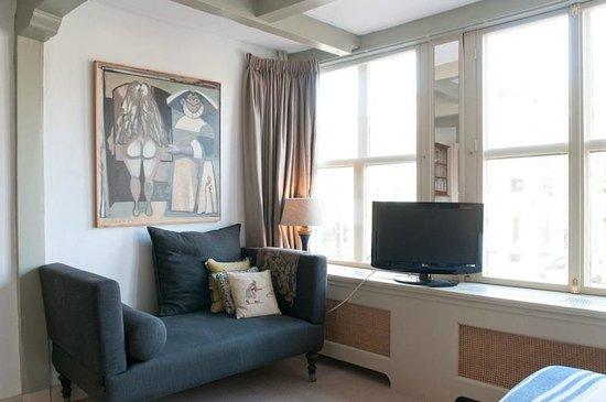 B&B Herengracht 21: Mooi uitzicht & TV