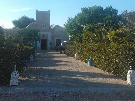 La Maison Essaouira: Entrée de La Maison