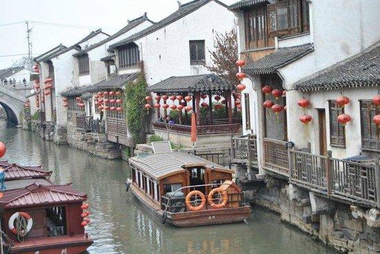 Jardins classiques de Suzhou : Suzhou