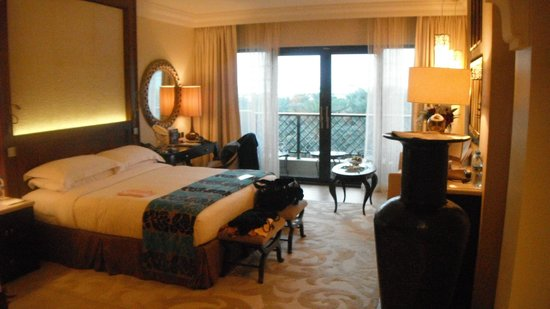 The Palace at One&Only Royal Mirage Dubai: Zimmer oberster Stock