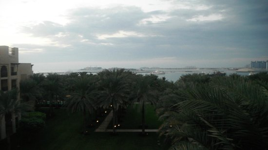 The Palace at One&Only Royal Mirage Dubai: Zimmeraussicht